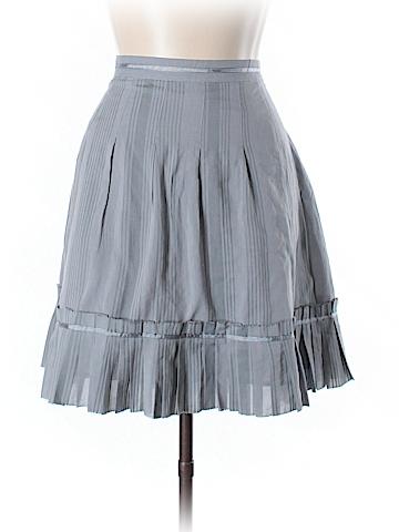Halogen Silk Skirt Size L
