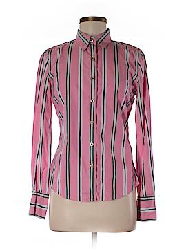 Robert Graham Long Sleeve Button-Down Shirt Size 6