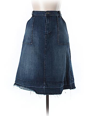 Gap Denim Skirt 30 Waist