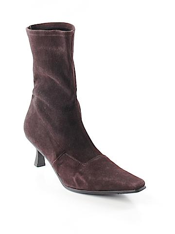 Stuart Weitzman Ankle Boots Size 11 1/2