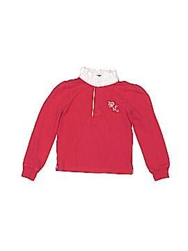 Ralph Lauren Long Sleeve Polo Size 3T - 3