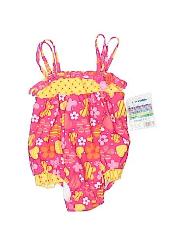 Sportex One Piece Swimsuit Size 12-18 mo