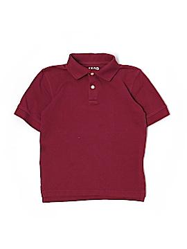 IZOD Short Sleeve Polo Size 8