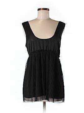 Vera Wang Sleeveless Blouse Size M