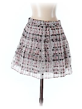 Theyskens' Theory Silk Skirt Size 0