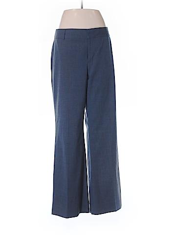 Banana Republic Women Wool Pants Size 8