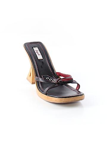 Qupid Mule/Clog Size 8