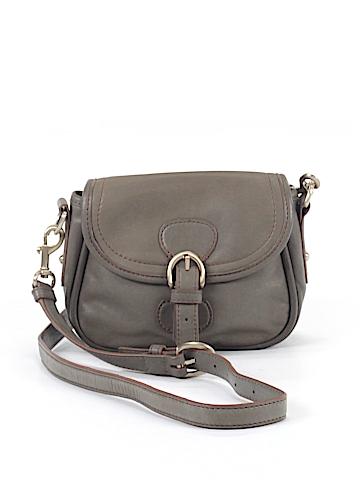 Talbots Leather Crossbody Bag One Size