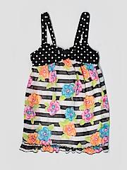 Pogo Club of NY Girls Sleeveless Blouse Size 10 - 12