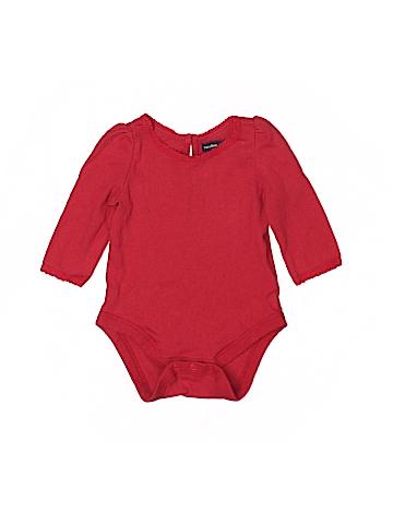 Baby Gap Long Sleeve Onesie Size 3-6 mo