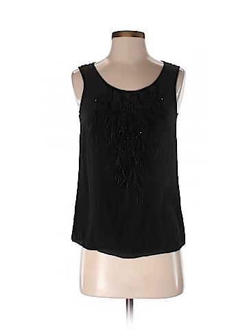 Talbots Women Sleeveless Silk Top Size 2