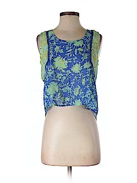 Chelsea & Violet Sleeveless Blouse Size XS