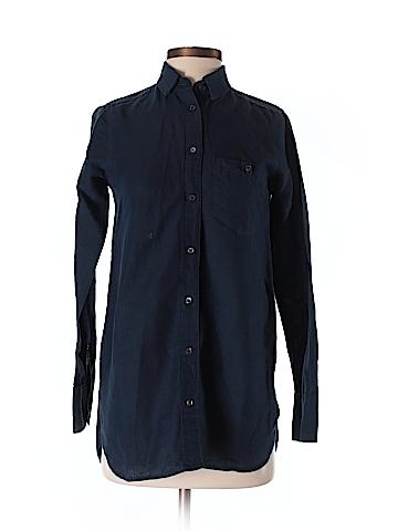 J. Crew Long Sleeve Blouse Size 00