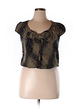 Speechless Short Sleeve Blouse Size XL