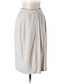 Giorgio Armani Silk Skirt Size 8