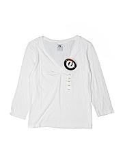 Ellemenno 3/4 Sleeve T-Shirt Size XL