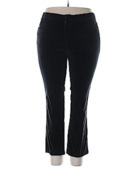 Talbots Velour Pants Size 18W (Plus)