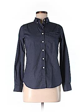 Steven Alan Long Sleeve Button-Down Shirt Size P