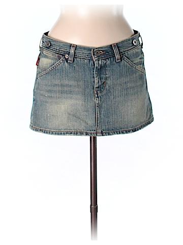 Hollister Denim Skirt Size 5