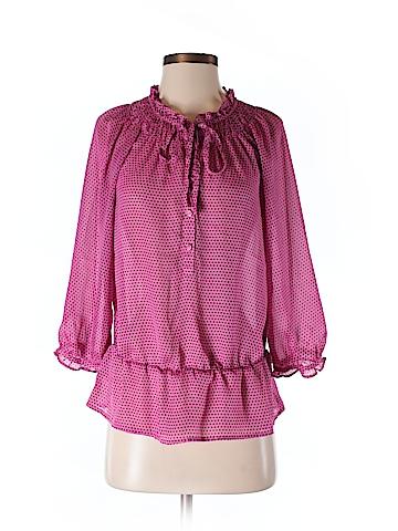 Ann Taylor LOFT 3/4 Sleeve Blouse Size S (Petite)