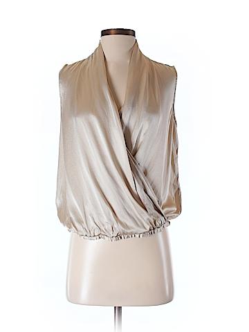 Monika Chiang Sleeveless Silk Top Size XS