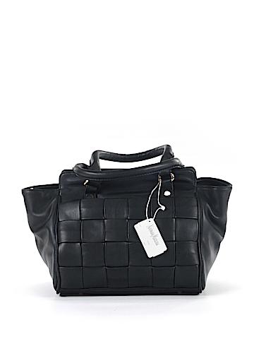 Neiman Marcus Leather Satchel One Size