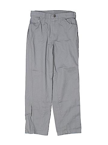 Little Rebels Khakis Size 7