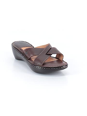 Born Sandals Size 6