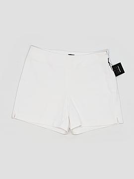 Black Saks Fifth Avenue Denim Shorts Size 0