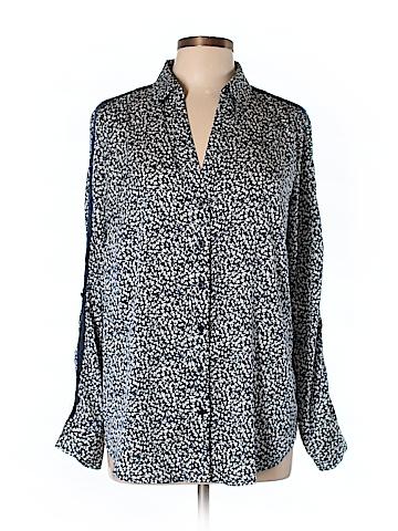Ann Taylor Long Sleeve Blouse Size L