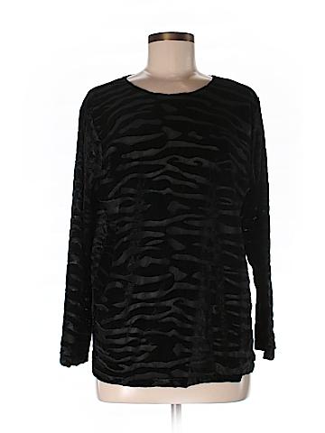 Venezia 3/4 Sleeve Top Size M (Plus)