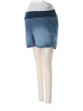 Maternity Denim Shorts Size M (Maternity)