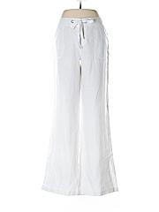 INC International Concepts Women Linen Pants Size 8