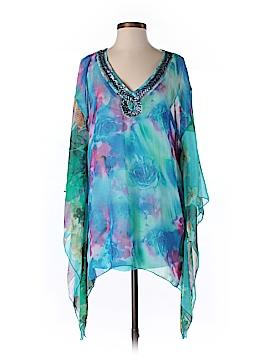 Faith 3/4 Sleeve Blouse Size M