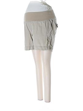 Liz Lange Maternity Khaki Shorts Size M (Maternity)