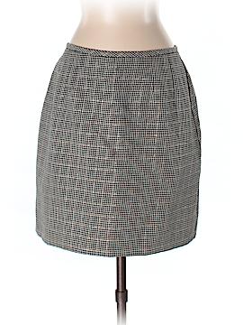 Kasper A.S.L. Wool Skirt Size 8 (Petite)