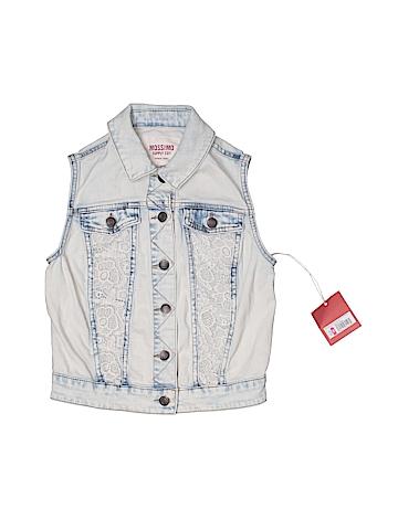 Mossimo Supply Co. Denim Vest Size XS