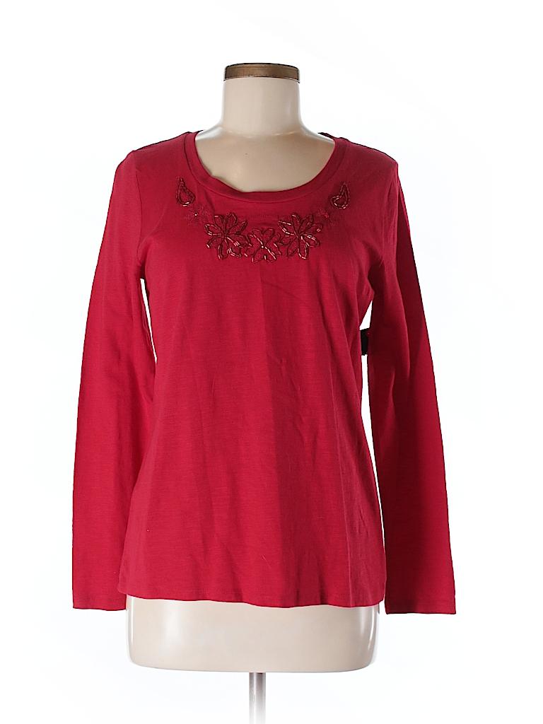 St John 39 S Bay Long Sleeve T Shirt 56 Off Only On Thredup