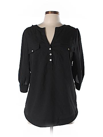 41Hawthorn 3/4 Sleeve Blouse Size L