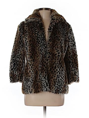 Kenna-T Faux Fur Jacket Size M