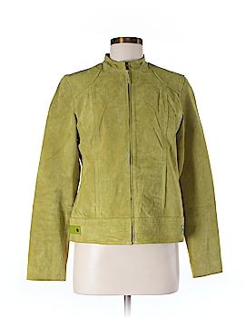 Ruff Hewn Leather Jacket Size M