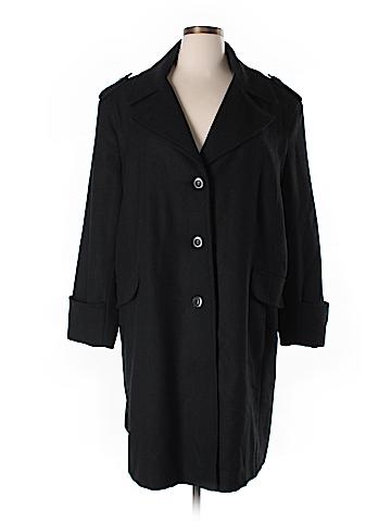 Monroe and Main Wool Coat Size 2X (Plus)