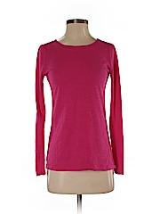 Ann Taylor LOFT Women Long Sleeve T-Shirt Size XS