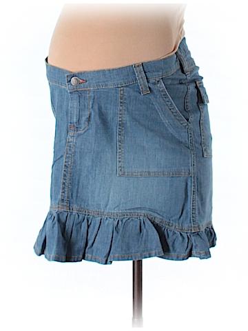 Noppies Maternity Denim Skirt Size M (Maternity)