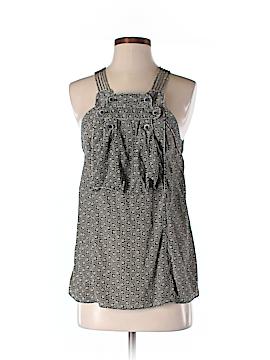 Mayle Sleeveless Silk Top Size 6