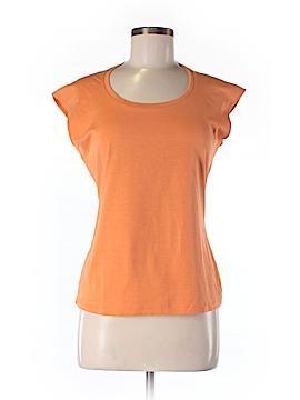 Lafayette 148 New York Sleeveless T-Shirt Size M