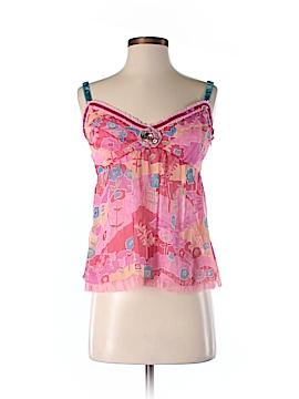 Cynthia Cynthia Steffe Sleeveless Silk Top Size 6
