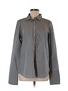Thomas Mason for J. Crew Long Sleeve Button-Down Shirt Size 8