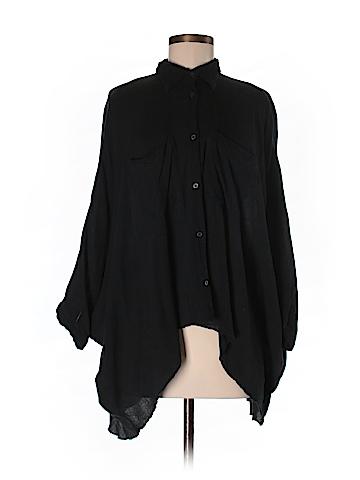 Denim & Supply Ralph Lauren Women 3/4 Sleeve Blouse Size M