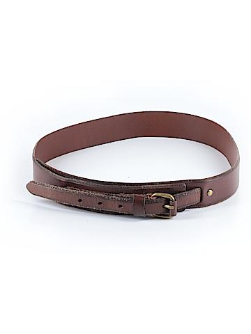 Ann Taylor LOFT Leather Belt Size S
